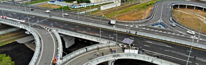Андрей Бочкарёв: 24 вылетные магистрали будут действовать в Москве к 2023 году