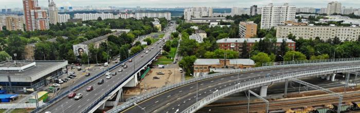 24 вылетные магистрали будут действовать в Москве к 2023 году – Бочкарёв