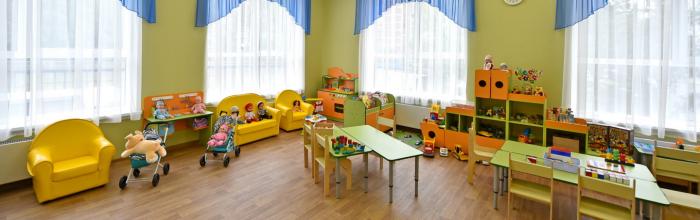 В ЖК «Москвичка» ввели детский сад на 225 мест