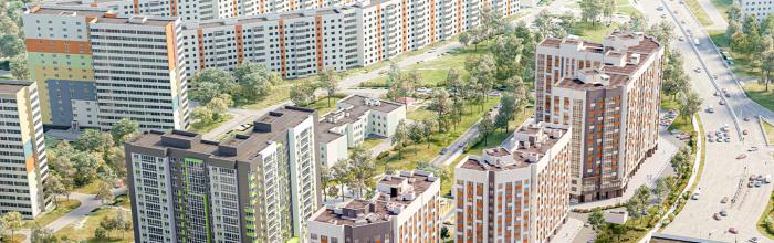 Андрей Бочкарёв: В 19 микрорайоне Крюково в рамках реновации построят шесть социальных объектов