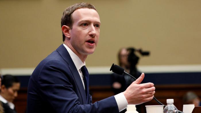 Цукерберг нанял адвоката Бритни Спирс