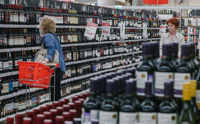 Акции производителей алкоголя выросли на фоне новостей о локдауне