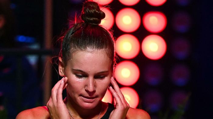 Кудерметова проиграла Халеп на ВТБ Кубке Кремля