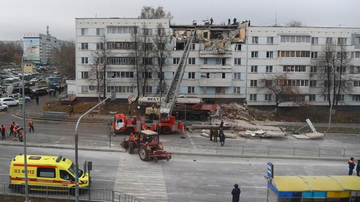 СК рассказал о владельце квартиры в Набережных Челнах, где взорвался газ