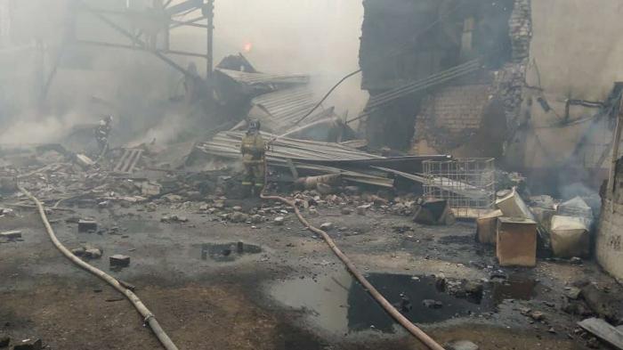Число погибших при пожаре на заводе в Рязанской области достигло 12