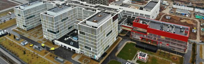 Здания больницы в Коммунарке вошли в реестр проектов повторного применения
