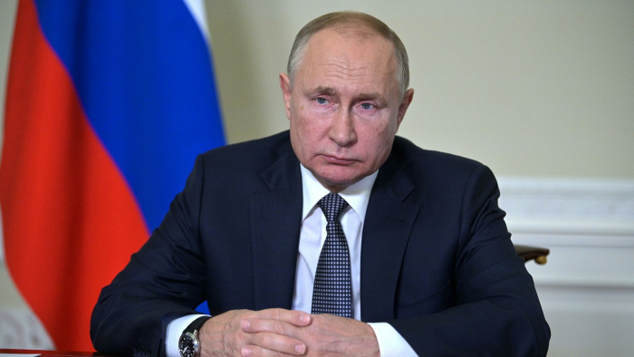 Путин назвал темы, которые может обсудить с премьером Израиля